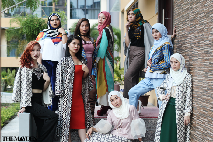 Brunei Fashion Bloggers at Syomir Izwa Gupta Trunk Show, May Cho of The Mayden, Amal Saima, Nabeela Fadzil of Lipstick My Name, Ajeeratul of Jeera Does Fashion, Zahra Zamari of The Rosie Grammar, TrueLioness, Min of Discomissh, Amal of Cup of Namaste, Mals Daud of Bruneian Hijabi