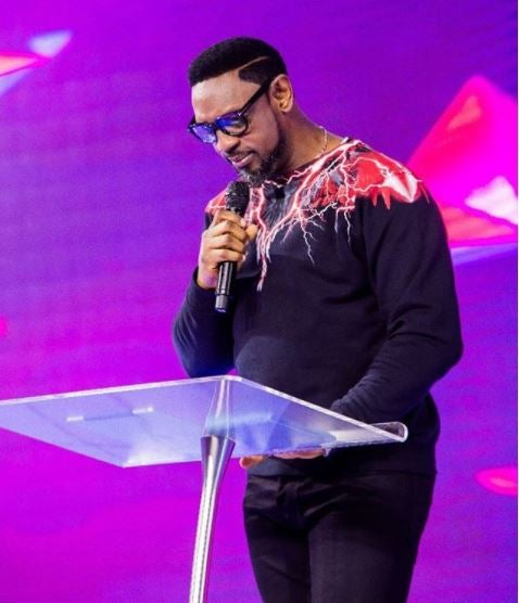 "COZA Pastor, Biodun Fatoyinbo, takes a ""leave of absense from the pulpit of the church"""