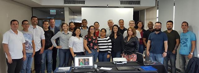 Serviço Geológico do Brasil promove treinamento avançado do software ENVI