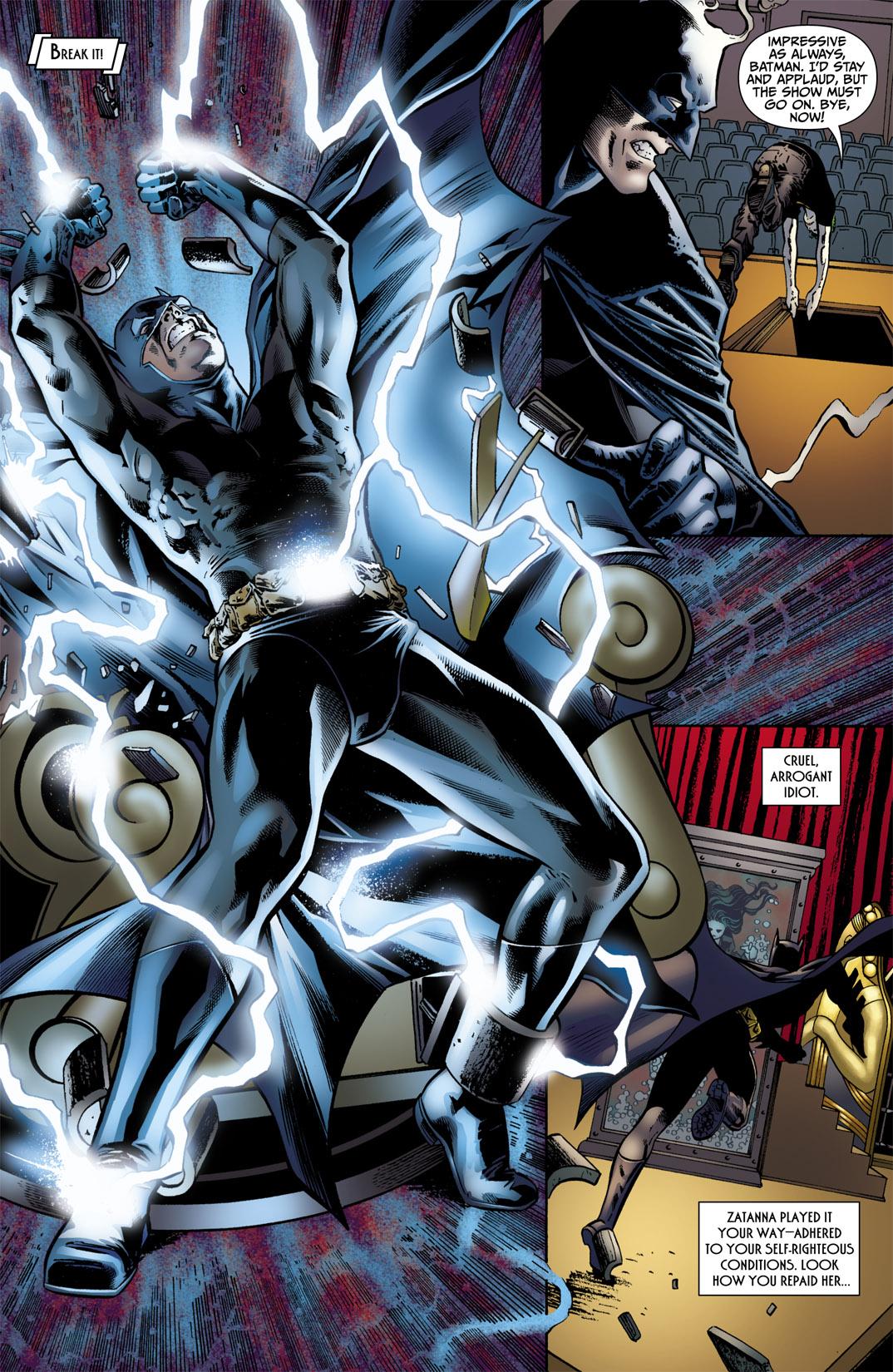 Detective Comics (1937) 834 Page 5