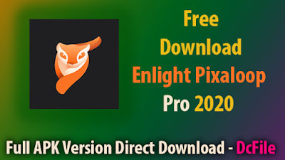 Enlight Pixaloop Pro v1.1.0 (369 Build) APK Free Download 2020 | Latest Full Version for Android - DcFile