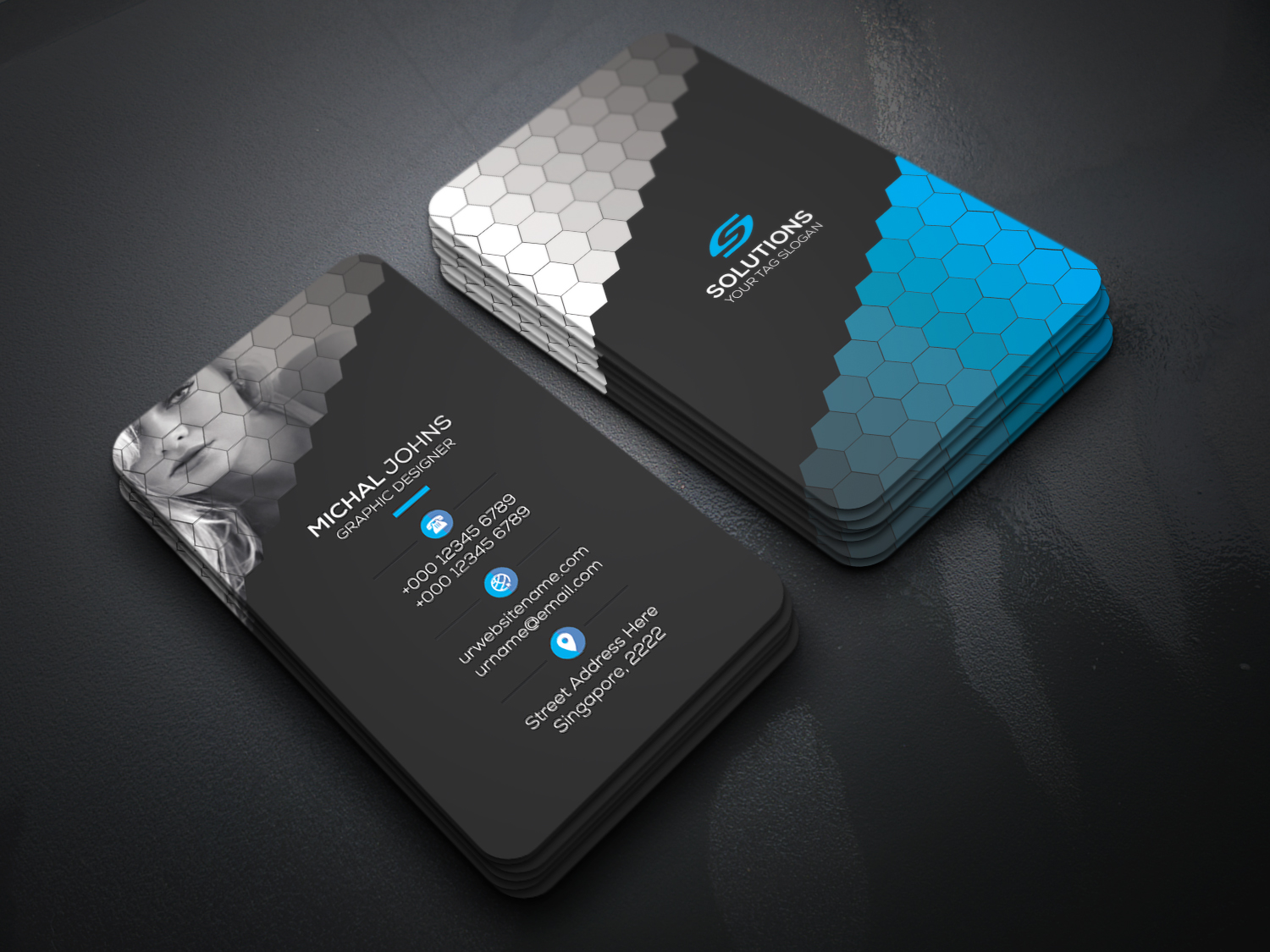 free business card mockup template, free download business card template