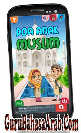 Aplikasi Android Doa Anak Muslim