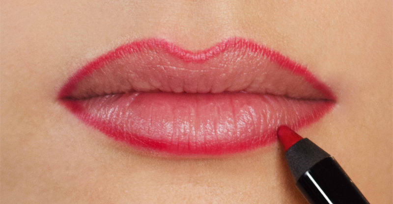 Line Your Lips Properly