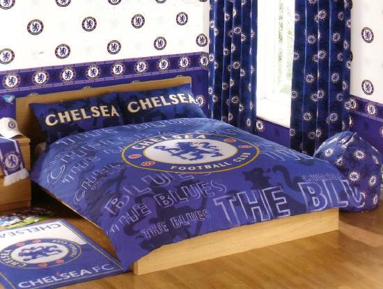 Interior Design Bedroom Chelsea Fc Inspiration Home