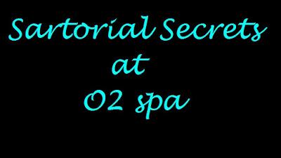 EXPERIENCE: Sartorial Secrets at O2 spa, Garuda Mall. image