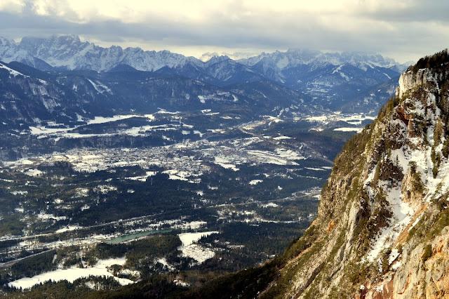 monte dobratsch escursione ciaspole inverno