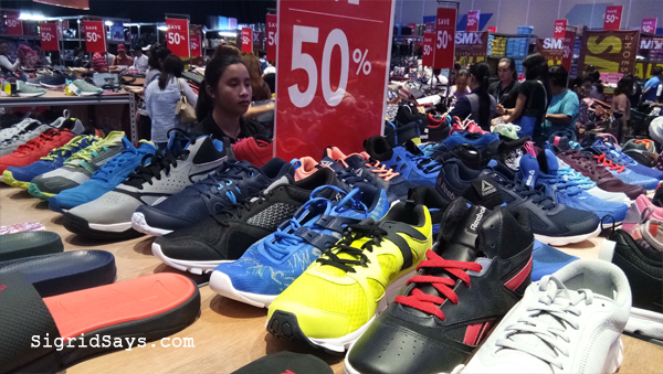SMX Shoes and Bags Sale Bacolod