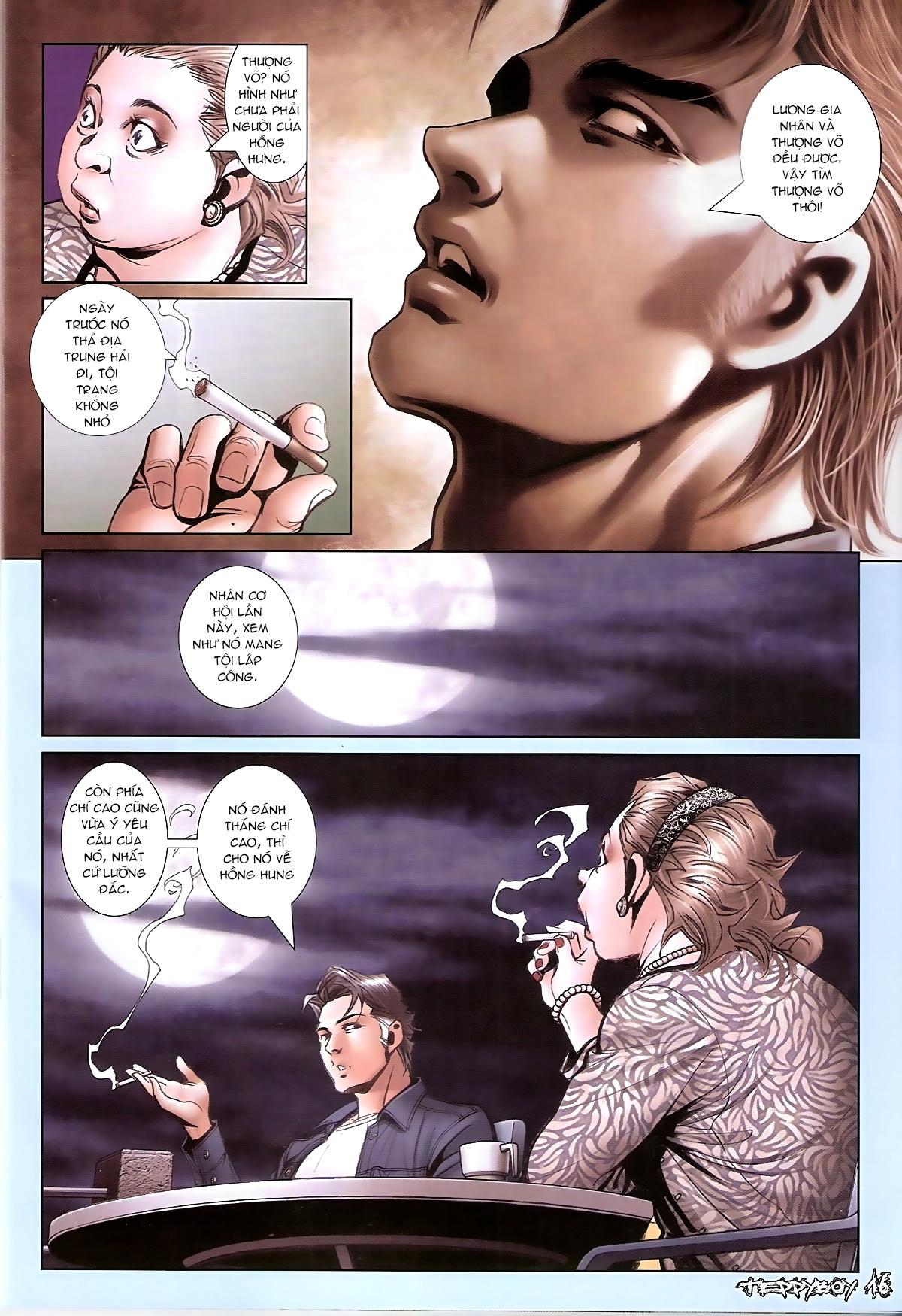 Người Trong Giang Hồ - Chapter 1364: Lấy công chuộc tội - Pic 15