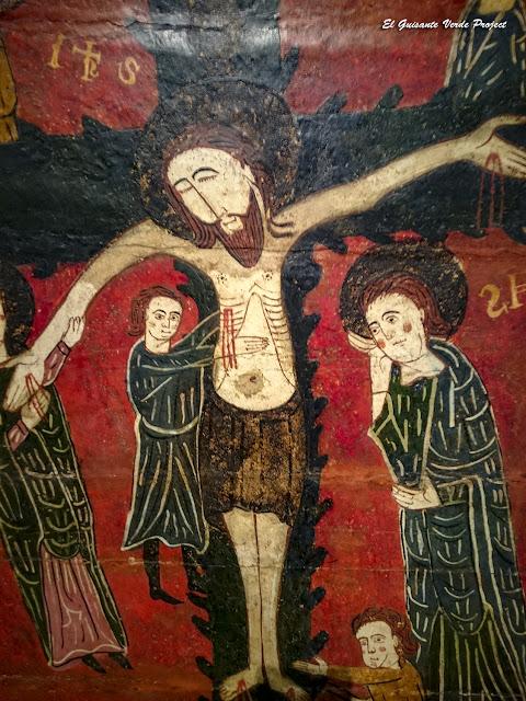 Descendimiento de la Cruz, Anónimo catalán por EGVP