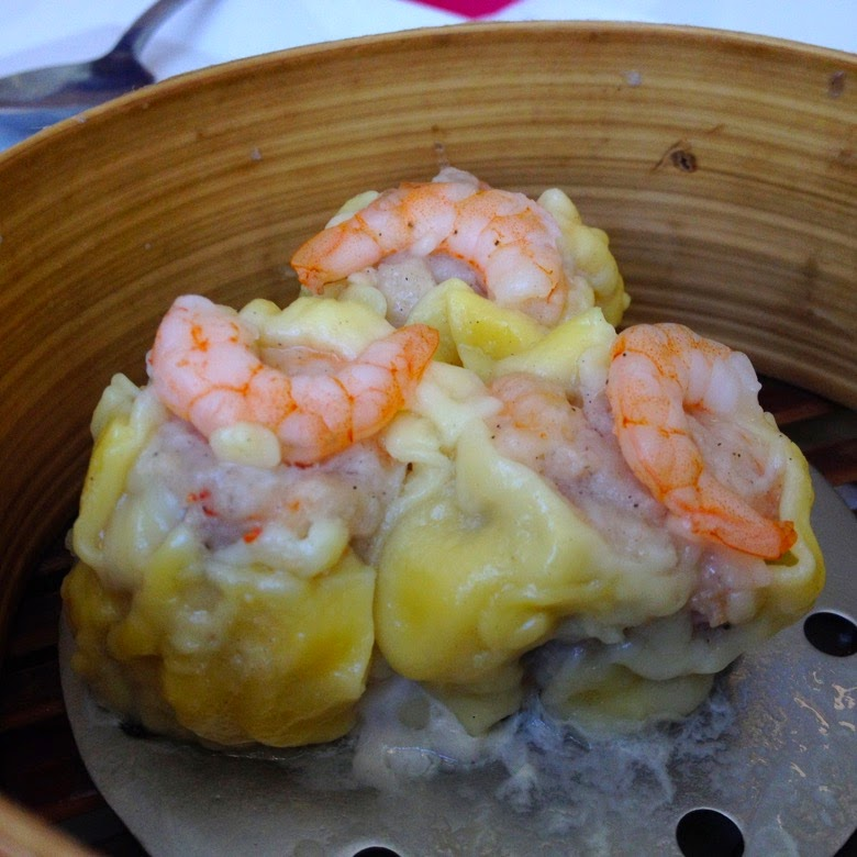 Dimsum Favorites at Tsim Sha Tsui Robinsons Cybergate