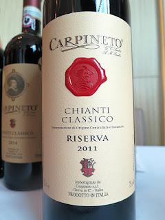 Carpineto Chianti Classico Riserva 2011 - DOCG, Tuscany, Italy (91 pts)