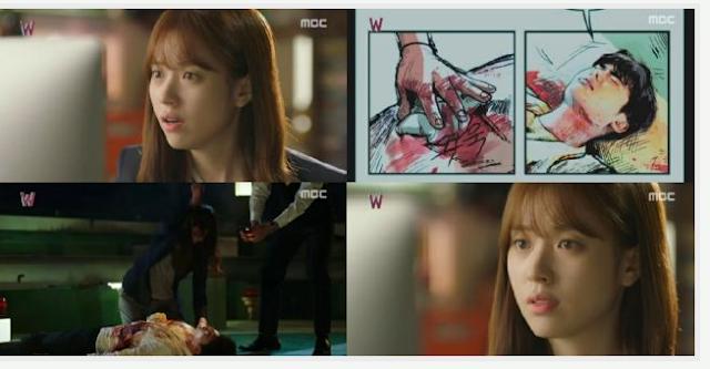 Sinopsis Drama Korea Terbaru : W episode 1 (2016)