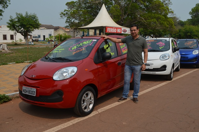 Começou em Guajará-Mirim o Feirão HO de carros novos e seminovos