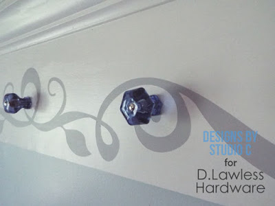 How to Spray Paint Glass Knobs Article - D. Lawless Hardware