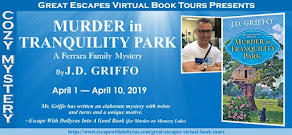 Murder in Tranquility Park – 8 April