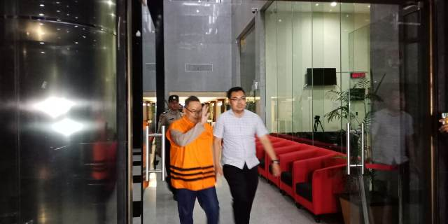 Bos Perusahaan Sinar Mas Jadi Tersangka KPK