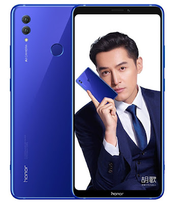 Honor Note 10 with 8GB RAM, 5000mAh Battery Launched