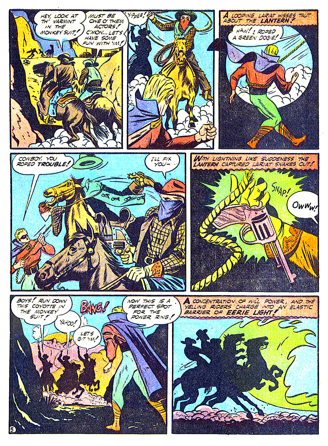 Read online All-American Comics (1939) comic -  Issue #50 - 7