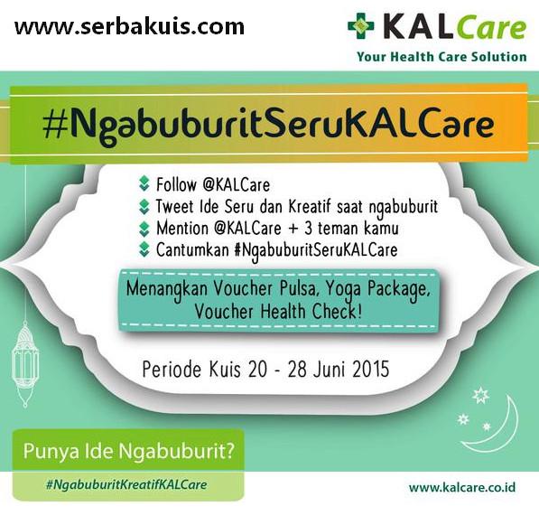 Kuis Ngabuburit Seru KAL Care Berhadiah Pulsa