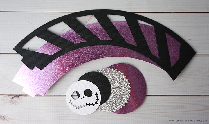 Nightmare Before Christmas Party With Cricut Artsy Fartsy Mama
