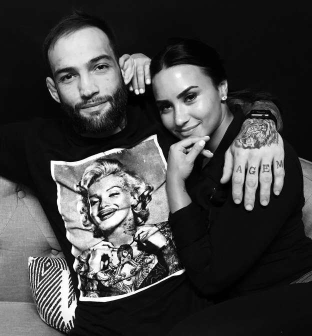 Demi Lovato Splits from MMA Fighter Guilherme 'Bomba' Vasconcelos
