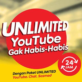 youtube merupakan salah satu akun yang sangat populer hingga saat ini Cara Youtube Gratis Indosat