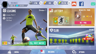 Real Football 2019 Lite Android Offline Best Graphics