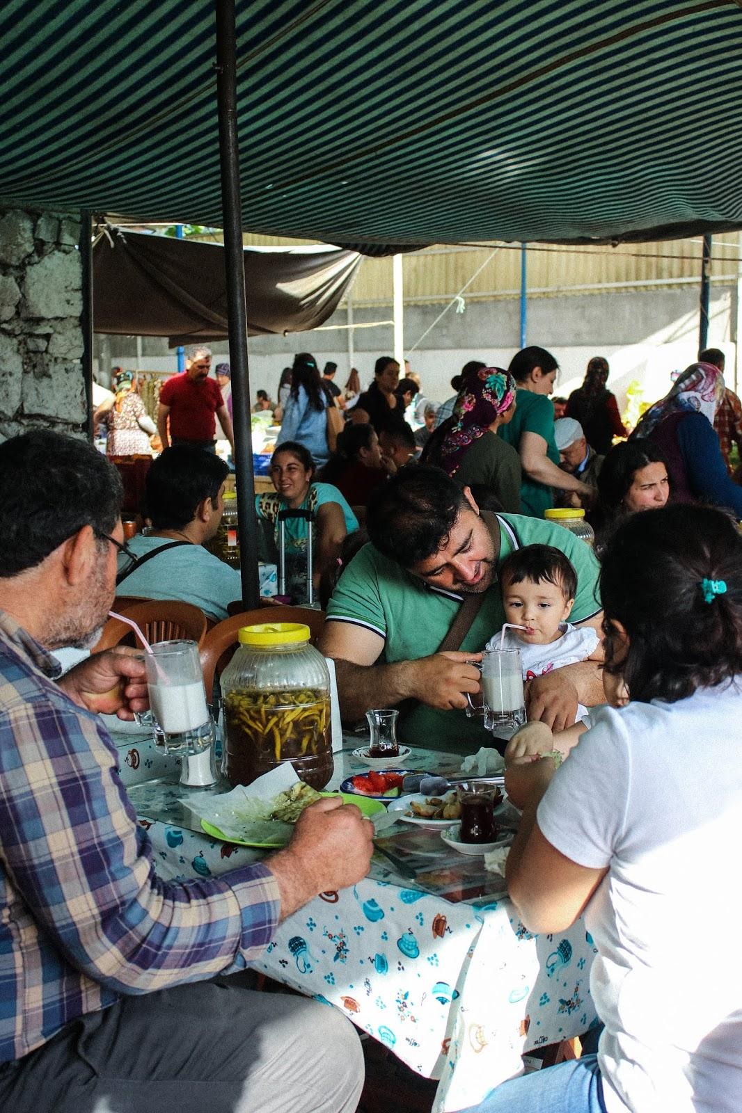Local Turkish Market