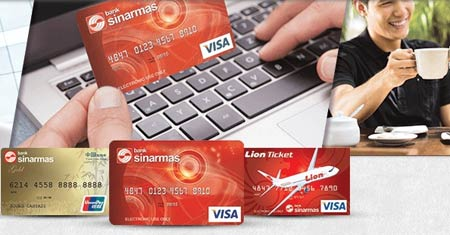 Image result for Kartu kredit Sinarmas Secured Credit Card