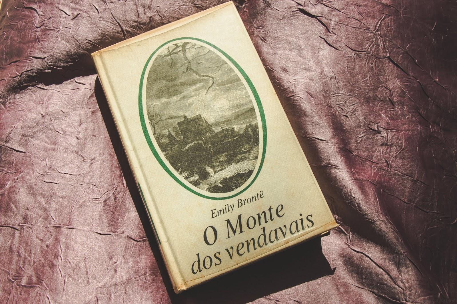 Uma Dúzia de Livros #3 - O Monte dos Vendavais [Emily Brönte]