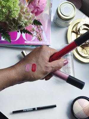 labiales líquidos Velvet Lipstick