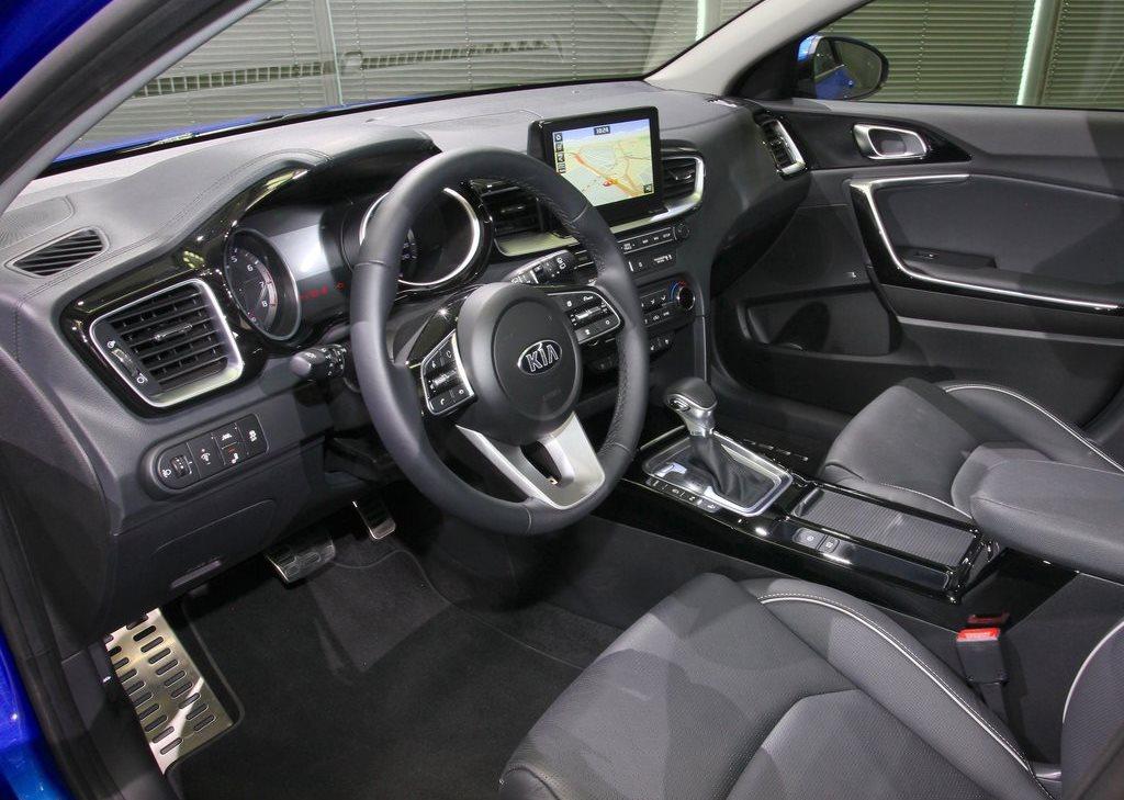 Kia Sportage Active 2018 >> 2019 Kia Ceed - AutoLibs