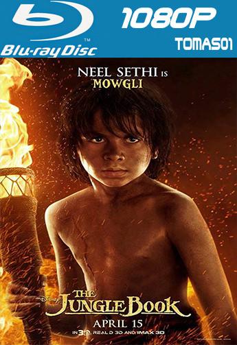 El libro de la selva (2016) BDRip 1080p DTS