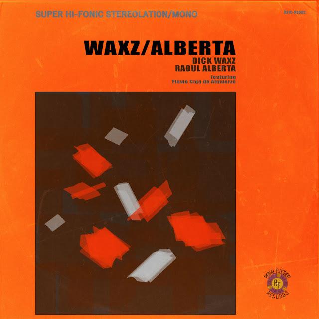 Dick Waxz Nada Bowla vintage vinyl jazz release