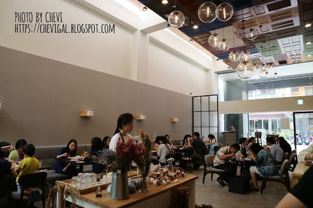 IMG 0572 - 【台中南屯】木門咖啡 Wooden Door*與大自然結合的咖啡廳。清新味蕾的觸動與綻放