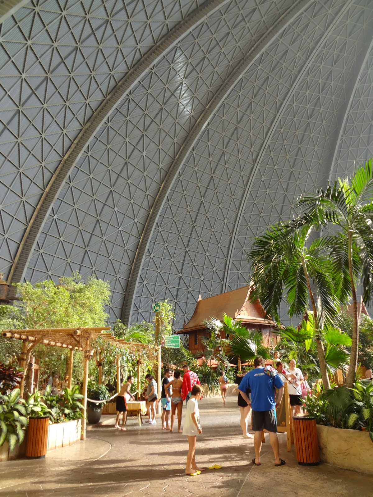 Back to Berlinand BEYOND: Berlins Tropical Island
