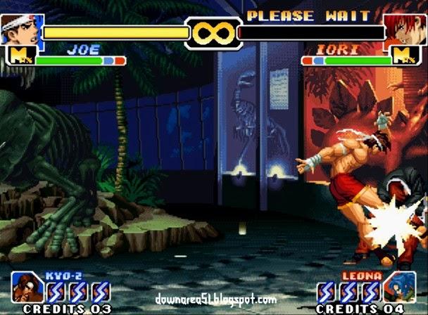 Joe Higashi Super Move kof 99