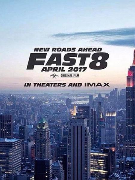 Fast & Furious 8 เร็ว…แรงทะลุนรก 8 [HD]
