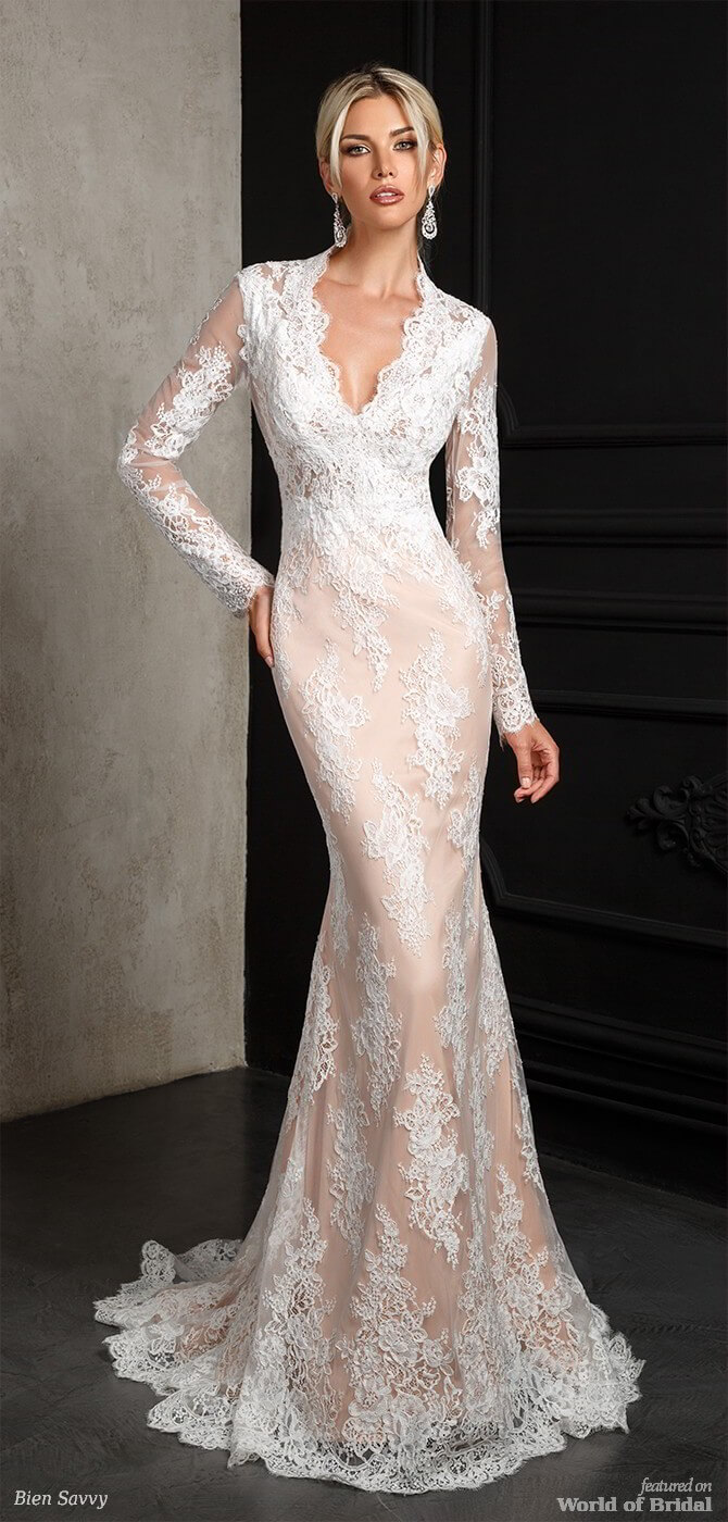 Bien Savvy 2018 Wedding Dresses World Of Bridal