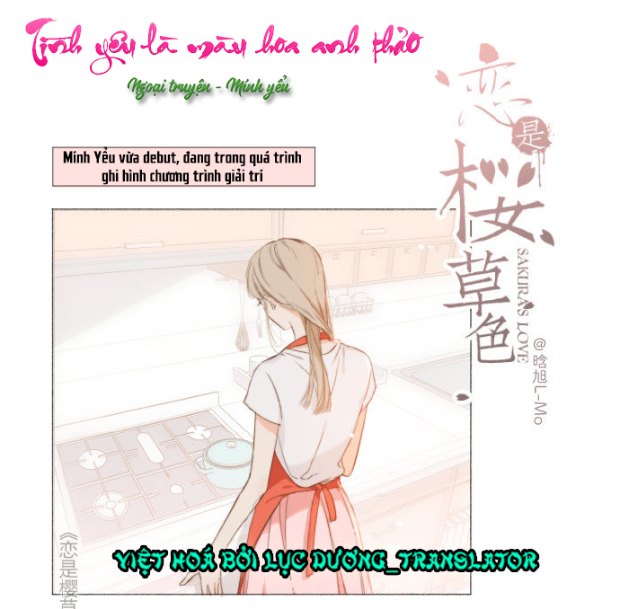 Tình Yêu Sắc Anh Thảo - Chap 36.6