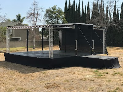 Mobile Stage Rental - Support Non-Profits