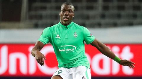 Florentin Pogba là cái tên duy nhất nhận được sự chú ý đặc biệt của đội bóng Saint-Etienne.