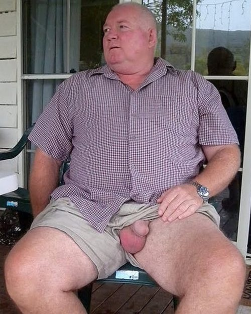 spy cock - hairy hot dad