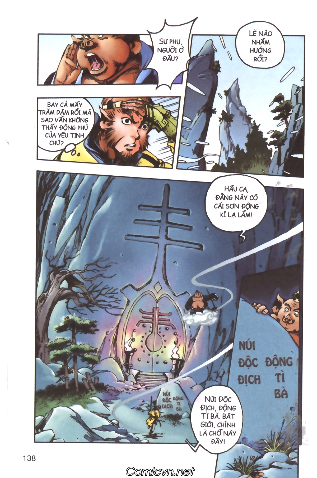 Tây Du Ký màu - Chapter 99 - Pic 20