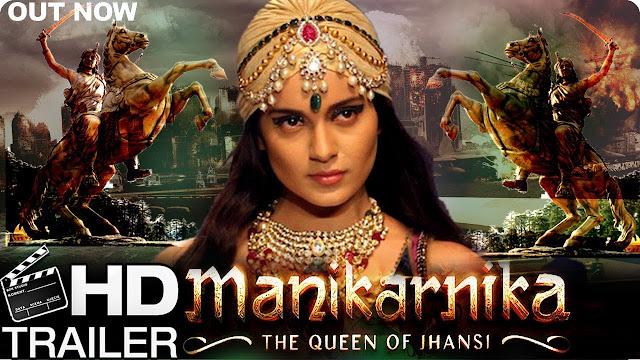 Manikarnika: The Queen Of Jhansi Hd 2019, Kangana Ranaut New Movie