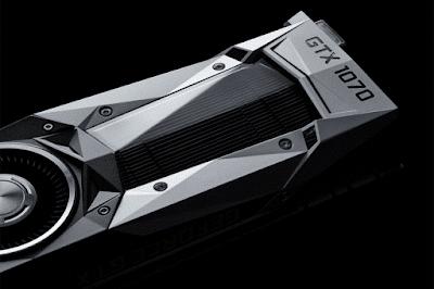 Nvidia تكشف عن بطاقة معالج الرسوميات GTX 1070 بسعر 379$