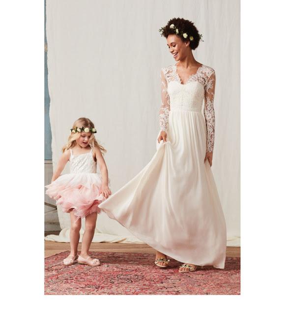 H&M lanza una colección de vestidos de novia por menos de 200 ...