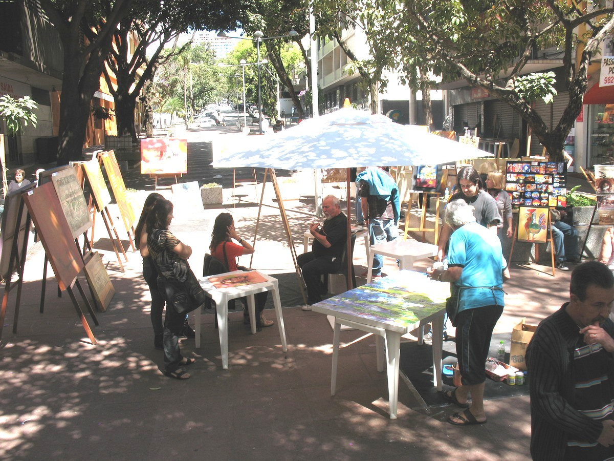 BRECHÓ  ARTES PLÁSTICAS - Pintando ao Vivo na Esquina da Arte ... f83eb1db12