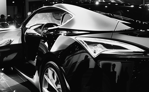 buick avista concept car detroit
